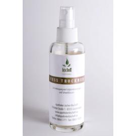 Fußtrockner Spray (100 ml)