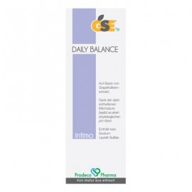 GSE Intimo Daily balance Waschlotion